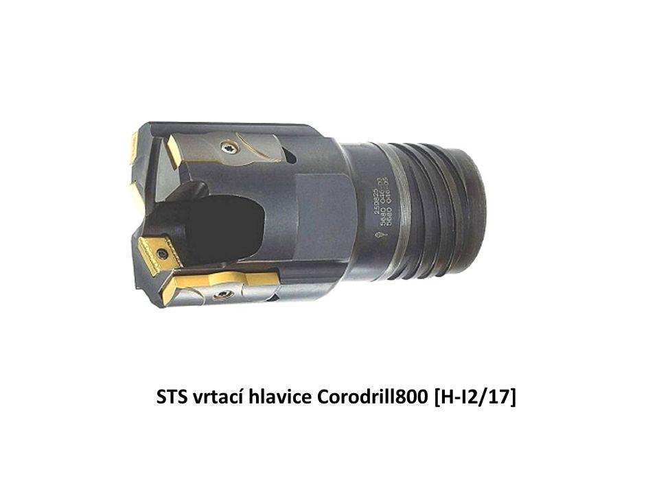 STS vrtací hlavice Corodrill800 [H-I2/17]